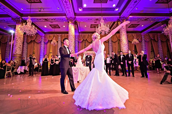 rob refsnyder of new york yankees and wife, first dance, wedding