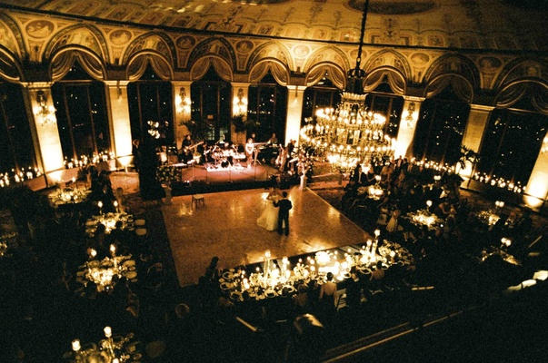 Wedding Invites The Breakers Circle Ballroom From Above