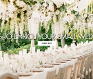 Ways to enrich your small wedding and make intimate weddings more personal and memorable for guests