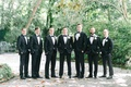 groom groomsmen classic tuxes black south carolina wedding south boutonnieres stylish wedding