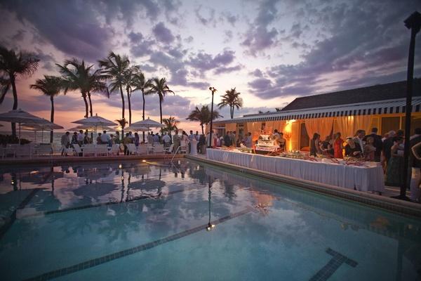 Naples Florida Beach Weddings: Citrus-Colored Beach Wedding In Naples, Florida