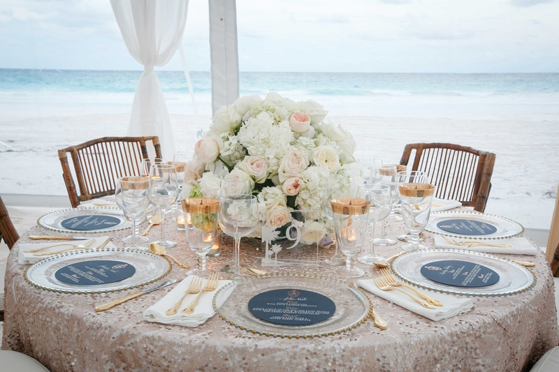Reception Dcor Photos Island Wedding Tablescape Inside Weddings
