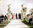 Outdoor wedding at Montage Laguna Beach