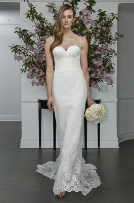Bustier Wedding Dress