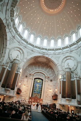 rotunda and interior of united states naval academy chapel