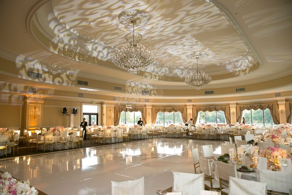 regal outdoor ceremony amp ballroom reception at oheka