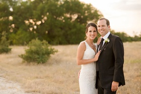 Pro Golfer 2017 Masters Tournament winner PGA tour Sergio Garcia with bride Angela Akins on wedding