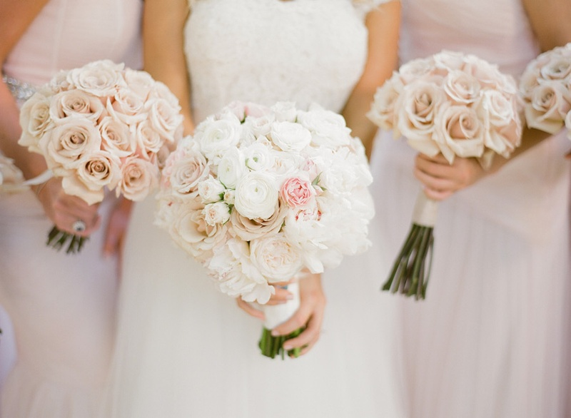 Bouquets Photos - Light Pink and White Bridal Bouquets ...
