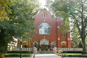 wedding ceremony location classic church wedding catholic house of worship