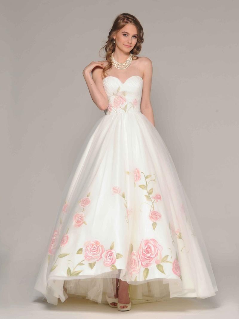 Wedding Dresses Photos Rosalia By Eugenia Couture Fall 2016