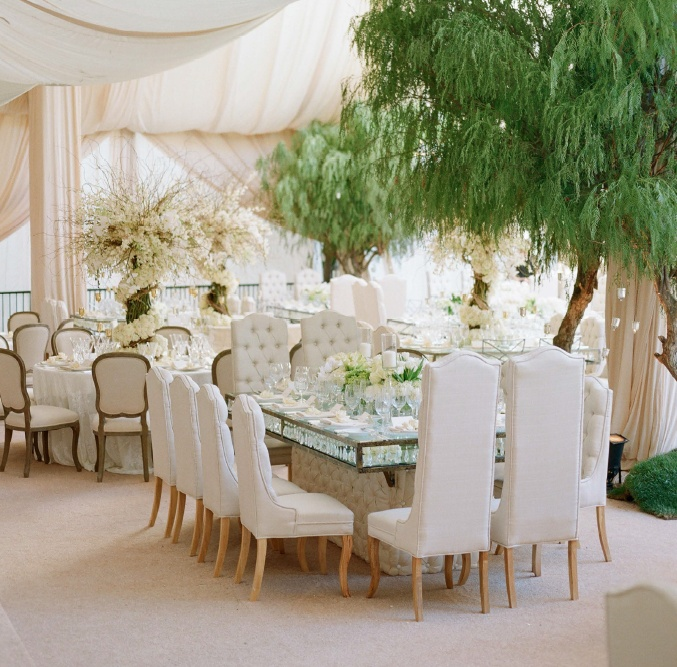 A Midsummer Night's Dream coordinated by Mindy Weiss with Mark's Garden