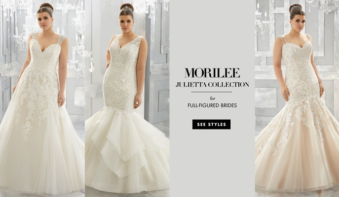 Wedding Dresses: Julietta Collection from Morilee By Madeline ...