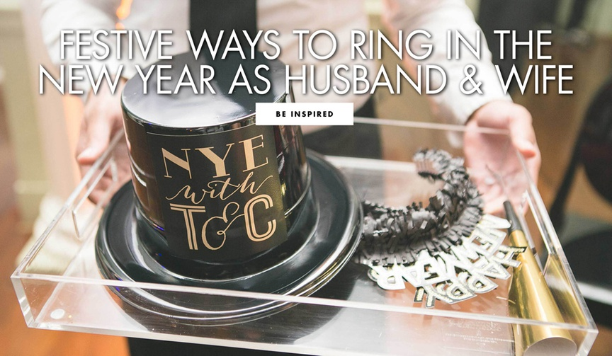 advice for a new year's eve wedding, ideas for a new year's eve wedding