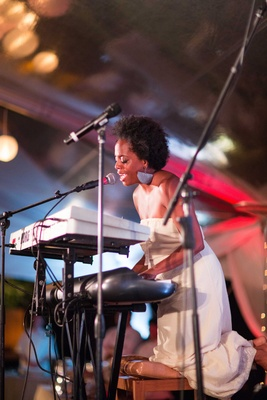 Chudney Ross wedding Diana Ross sang and bride's sister rhonda Ross Kendrick and piano