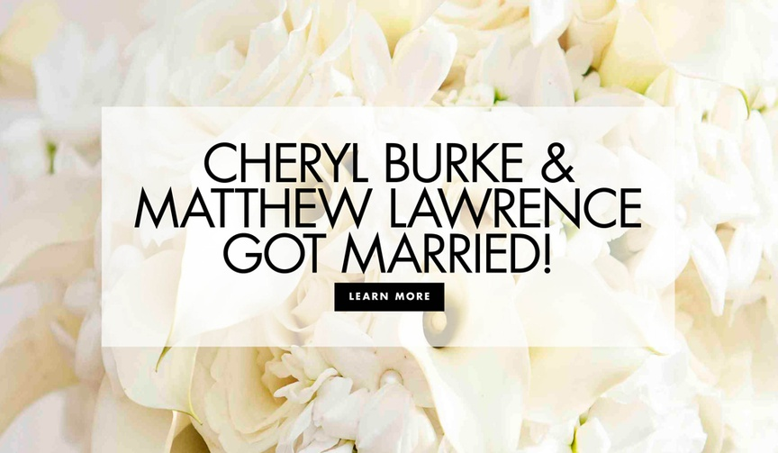 Dancing with the Stars fan favorite Cheryl Burke and actor Matthew Lawrence are married san diego