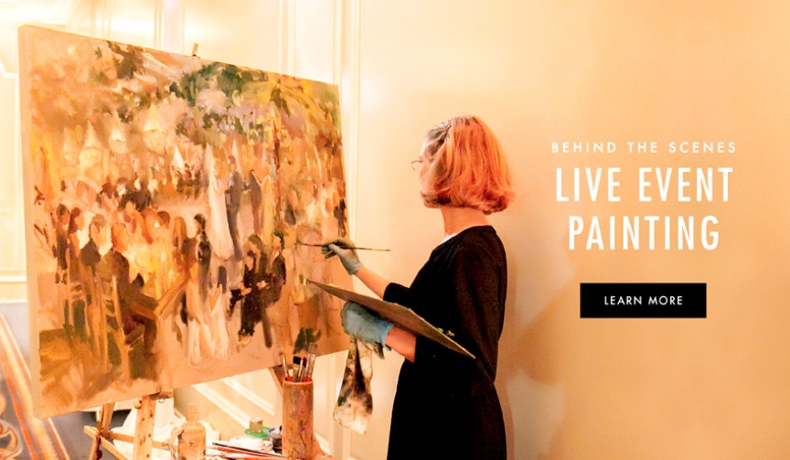What you need to know about live event painting