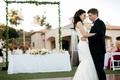 bride and groom, first dance, outdoors,  first dance