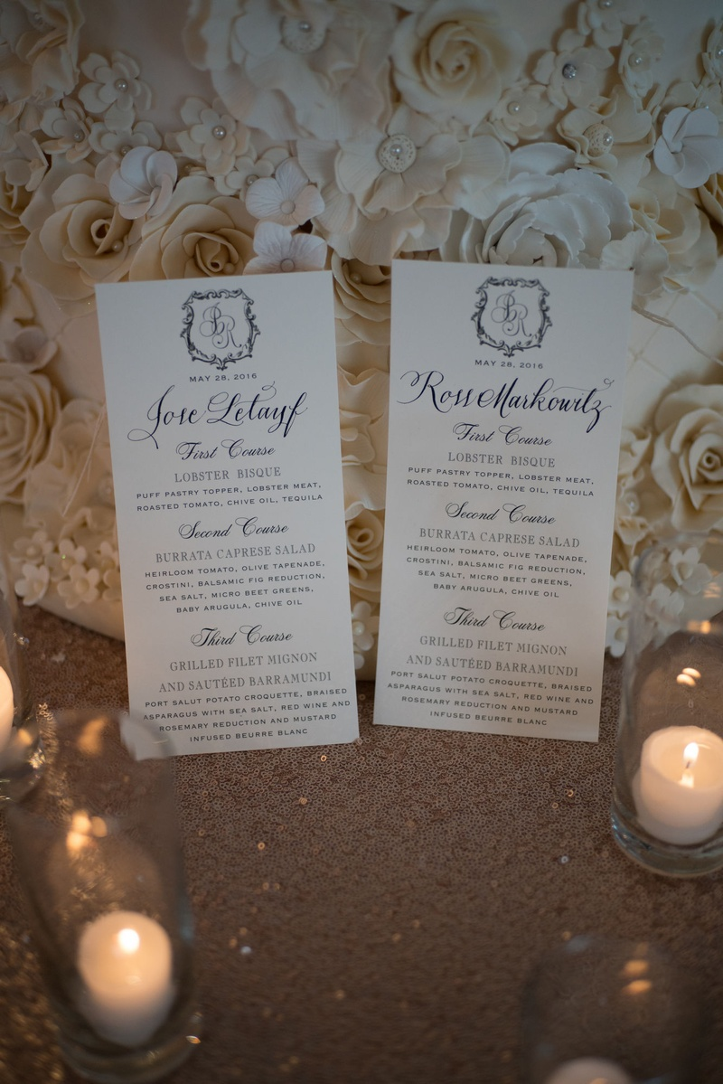 Invitations More Photos Personalized Calligraphy On