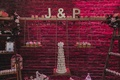 pia toscano american idol jimmy ro smith jennifer lopez wedding dessert garden swing cupcakes J P