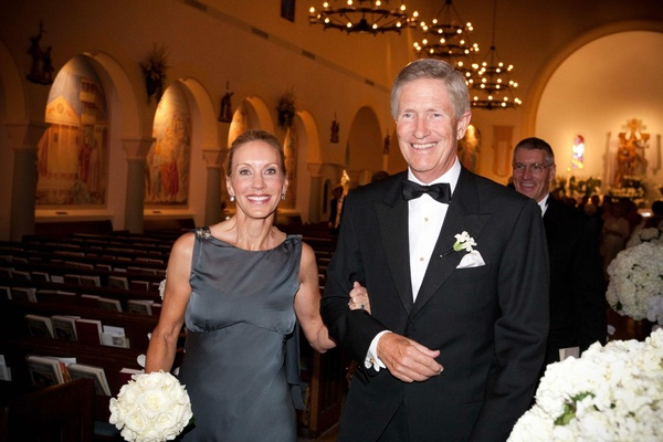 Mother-of-the-groom Catholic church recessional
