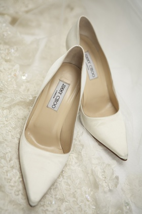 ivory jimmy choo pumps shoes