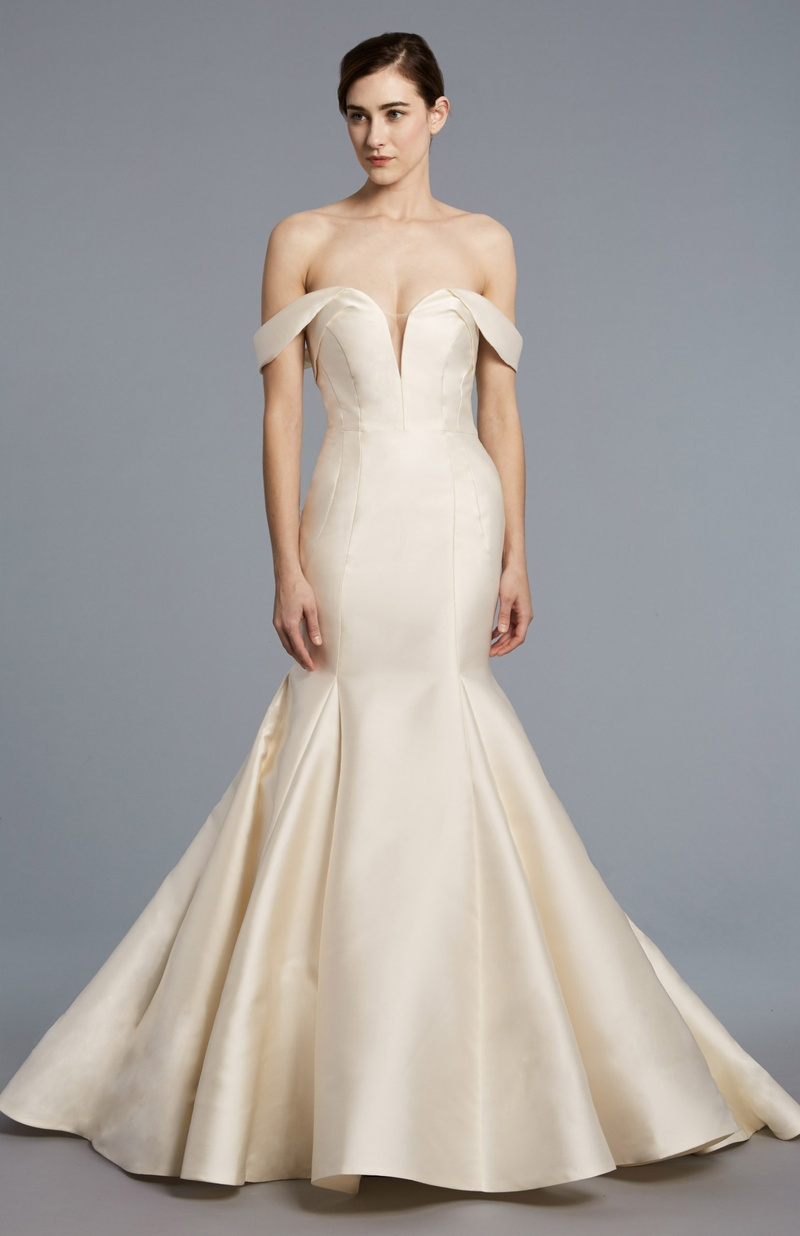 Timeless Wedding Dresses Inspired by Women Style Icons of the 1960s ...