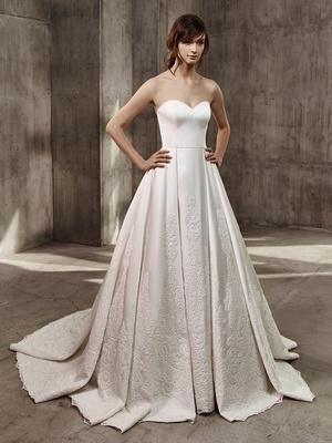 Wedding Dresses Badgley Mischka Bride 2017 Collections
