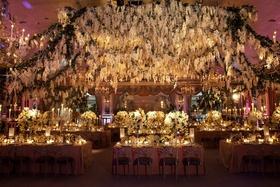 The Pierre New York lush ballroom setting
