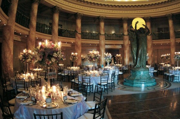 Spring Wedding at the Natural History Museum of Los Angeles County ...