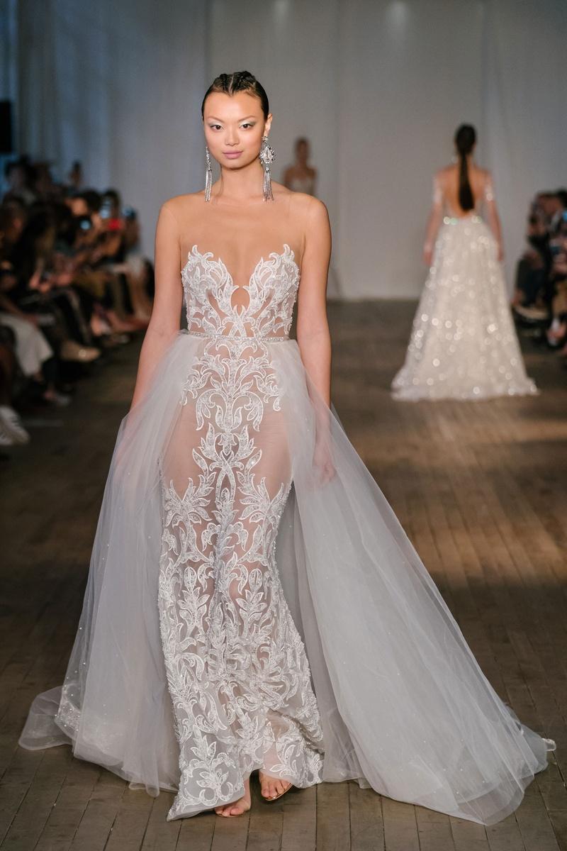 Wedding Dresses Photos - Style 19-18 by Berta - Inside Weddings
