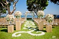 Beautiful seaside ceremony