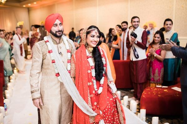 south asian wedding, hindu wedding ceremony