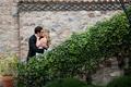Brock Osweiler Denver Broncos NFL quarterback kisses bride at wedding