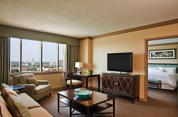 Executive Suite Facing the Savannah River