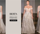 Berta spring 2019 bridal collection wedding dresses bridal gowns sheer sexy styles