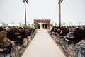 whimsical, lanterns, tented venue, magical tent wedding with pink flowers