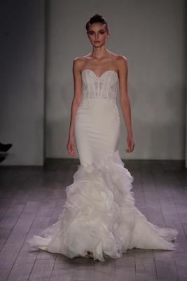 lazaro wedding dresses spring 2016 bridal collection