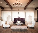 ballroom indoor lounge area plush furniture bel-air bay club sophisticated southern california venue