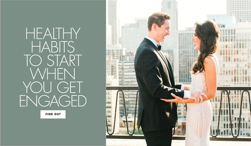 Help your mind, body, and soul before walking down the aisle.