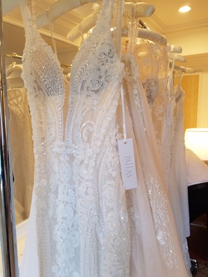 Chicago's exclusive retailer for Pallas Couture and Pallas Collective wedding gowns!  We are credite