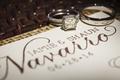 Platinum engagment ring with princess cut diamond, halo, diamond band, groom's platinum wedding ring