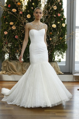 Mermaid Wedding Dresses For Sexy Curvy Brides Inside