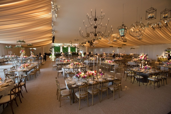 garden-theme, lighting, chandeliers, birdcages, lanterns, reception, whimsical wedding,