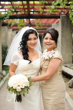Mother of Bride Dresses and Formal Gowns Photos - Inside Weddings