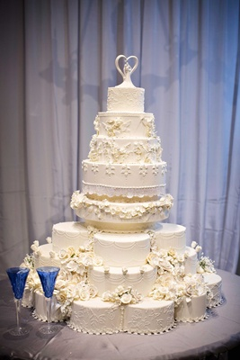 pictures royal wedding cakes opulent wedding with gatsby inspired theme at louisiana 18492