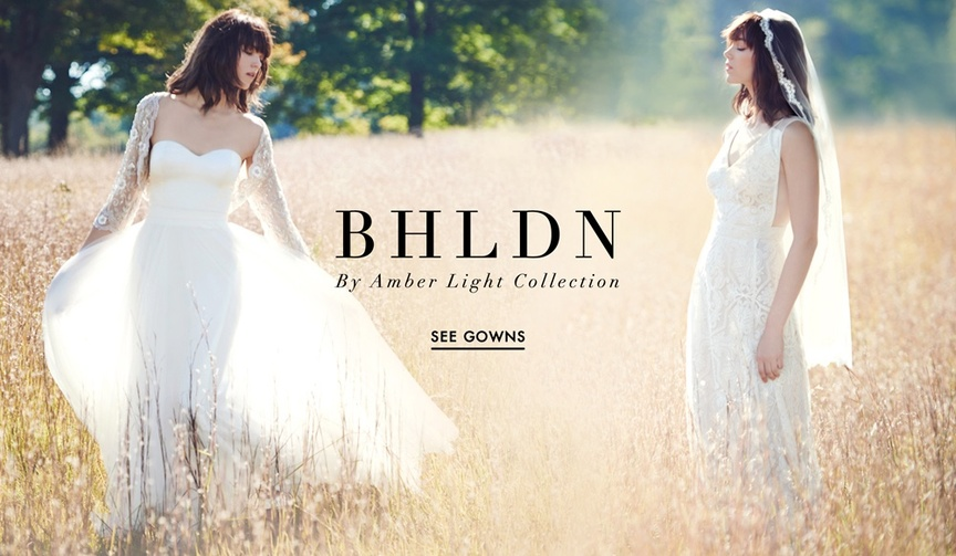 BHLDN By Amber Light Collection wedding dresses
