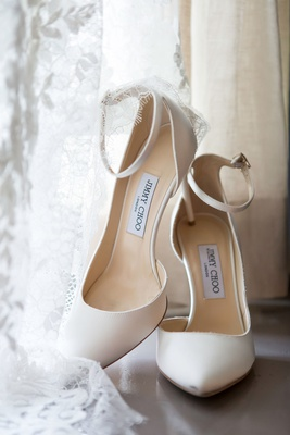 jimmy choo pumps ankle strap white heels designer