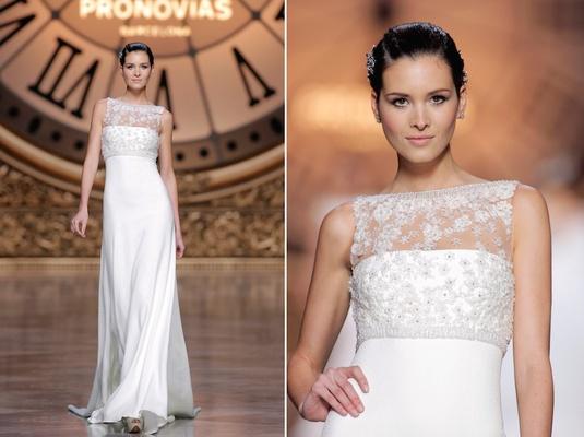 Atelier Pronovias 2016 Valentine Wedding Dress