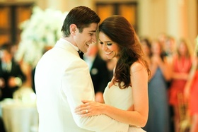 first dance between brandon dubinsky and wife brenna