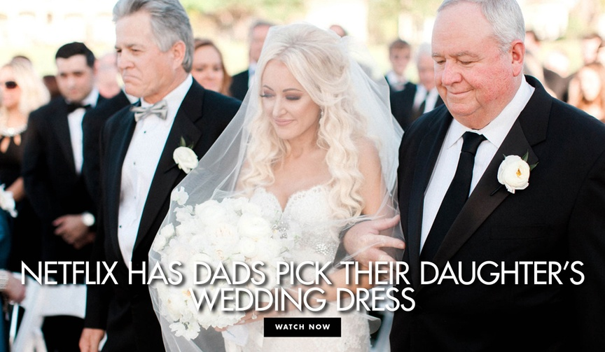 Netflix the week of, father knows best wedding dress video, tan france from queer eye